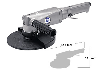 SI-2600L Angle Grinder