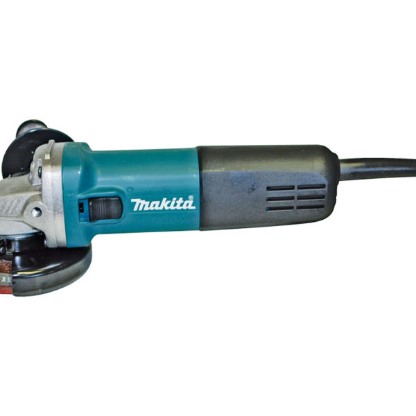 "Makita 100mm (4"") Angle Grinder 840W"