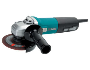 "Makita 125mm (5"") Angle Grinder 1400W"