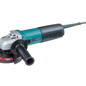 "Makita 125mm (5"") Angle Grinder 1400W Variable Speed"