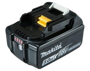Makita 18V Li-ion Slide Battery 5.0Ah