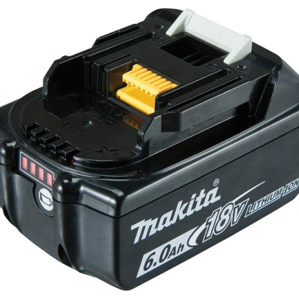 Makita 18V Li-ion Slide Battery 6.0Ah