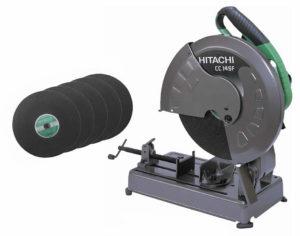 Hitachi Metal Cut-off Saw 355mm 2400W