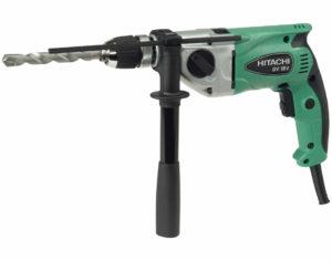 Hitachi Impact Hammer Drill 690W - 13mm Keyless