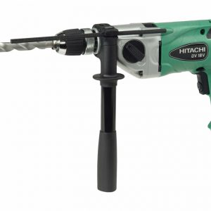 Hitachi Impact Hammer Drill 690W - 13mm Keyless