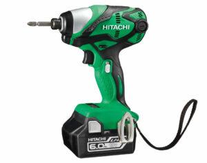 Hitachi 18V Slide Impact Driver 6.0Ah Kit