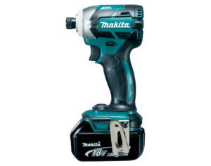 Makita 18V Brushless Impact Driver 4.0Ah Kit