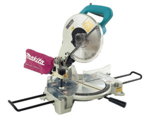 Makita 255mm Compound Mitre Saw