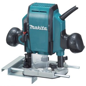 Makita Plunge Router 3/8 900W